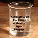 Antidusting Oil