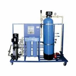 100 LPH Industrial RO Plant