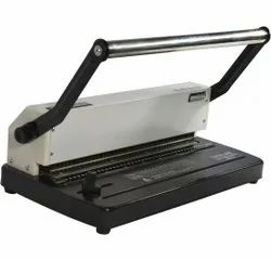 Spiral Binding Machine, 16 Pages At One Time
