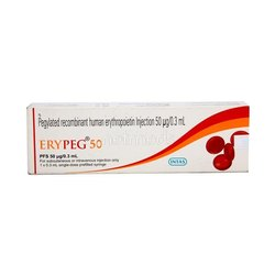 Pegylated Recombinant Human Erythropoietin Injection