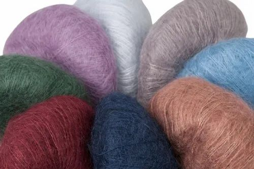 1 ply Mohair Yarn, Count: 20, Rs 300 /kg Rishi Wool Centre | ID: 11379811691