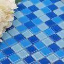 Sisa Mosaic Glass Tile, Thickness: 4 & 8 Mm