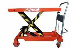 S.s Hydraulic Trolley