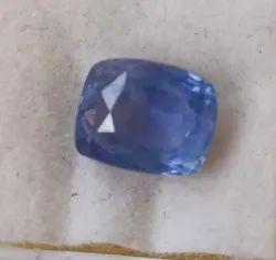 Blue Sapphire - 4.30 Carat