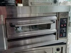 Commercial Single Deck One Tray Gas Oven