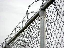 Razor Blade Fencing Wire