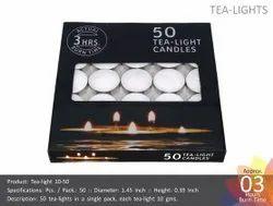 Tea Light 10-50