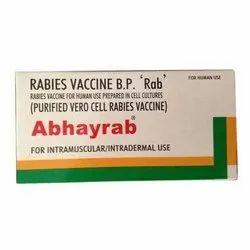Human Rabies Vaccine Immunoglobulin-300 IU, Prescription