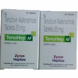 Tenohep AF 25mg