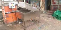 Kurkure Snacks Frying Machine