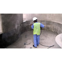 Overhead Tank Waterproofing