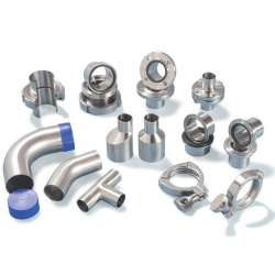 Stainless Steel Fittings, Material Grade: SS316, Size: 48 inch