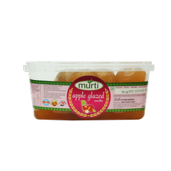 Apple Murabba Glazed