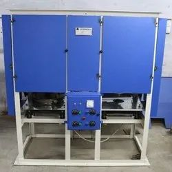 Fully Automatic Double Die Thali And Dona Machine