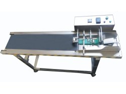 Stacking Auto Feeding High Speed Coder for Pouches, Cartons, Labels