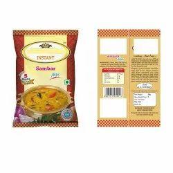 Sambar Mix, Packaging Size: 50 g, Packaging Type: Packets