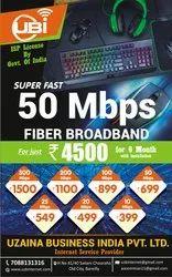 100 Mbps Internet Broadband Services