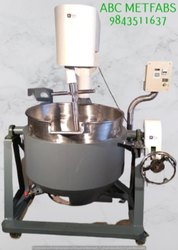 Mixing Kettle Machine- ABC METFABS