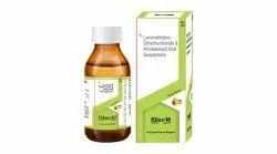 Levocetirizine 2.5mg, Montelukast 4mg Susp
