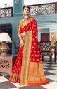 Sangam Prints Manyata Banarasi Silk Designer Saree Catalog