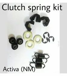 Rubber And Stainless Steel Activa Clutch Spring Kit