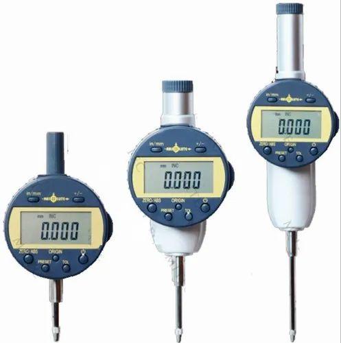 6pcs Digital Indicator Dial Test Stem Rod Contact Points Tips Gauge Measure Tool
