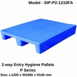 Hygiene Pallets 2 Way Entry - P Series