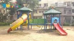 YK- 30 Dragon Castle FRP Multiplay System For Schools And Park