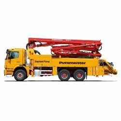Putzmeister Concrete Pump Repair Services
