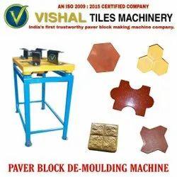 Designer Paver Block Demoulding Machine