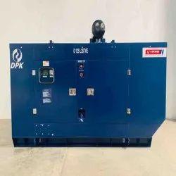 DPK Three Phase 125 kVA Diesel Generator Set