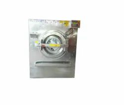 Capacity(Kg): 70 Kg commercial Front Loading Washing Machine, For Industrial, Silver