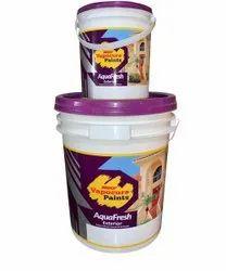 High Gloss MRF Aquafresh Exterior Paints, Roller, Packaging Size: 20 Ltrs