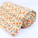 Hand Block Printed Baby Fine Quilt