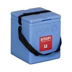 0.90 Litres Vaccine Carrier Box with 2 ice pack