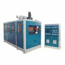 DISPOISABEL GLASS PLATE THALI MAKING MACHINE