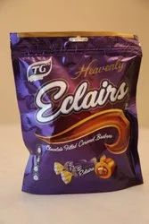 TG Eclairs Chocolate Candy, Quantity Per Pack: 100 Pieces