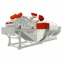 200 TPH Bucket Wheel Classifier
