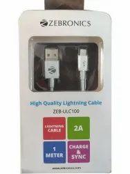 Zeb-ULC100 Zebronics USB Data Cable