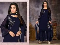 Designer Georgette Sharara Set