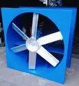 Mild Steel Axial Flow Fans