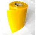 Yellow PVC Strip Roll