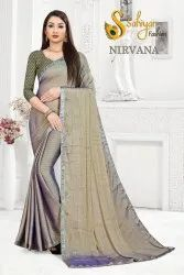 Riva Enterprise Party Wear Fancy Saree With Lining Concept