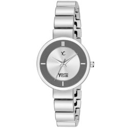 Youth Club Women BR-100SIL Ladies Watch, For Daily