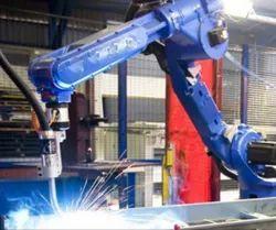 Robotic Welding Machine