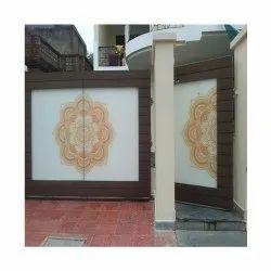 Digital Printed Door Glass, For Home