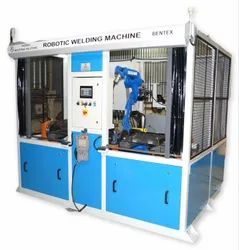 Robotic Welding Automation