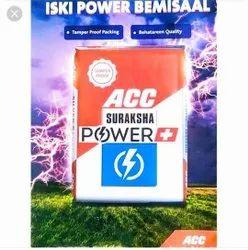 ACC Suraksha Power+ Cement