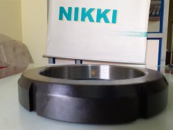 Radial Locking Precision Locknuts