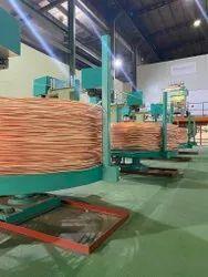 Continuous Copper Casting Machine